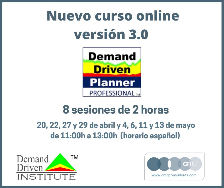 CURSO DDPP online abril y mayo